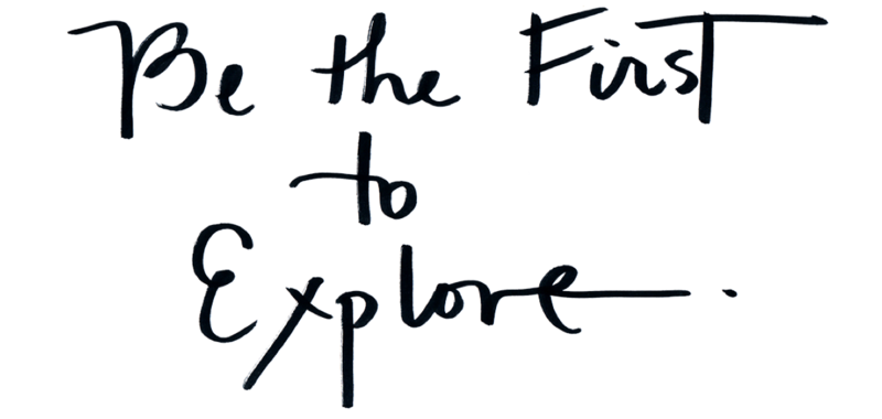 Be the first to explore